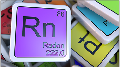 Radon Test